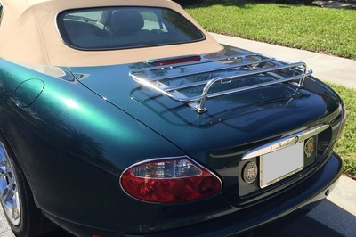 Jaguar Xk8 And Xkr Luggage Racks